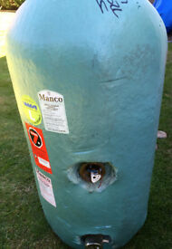 1050 x 450 or 42 x 18 inch DIRECT Hot Water Tank Cylinder Economy 7