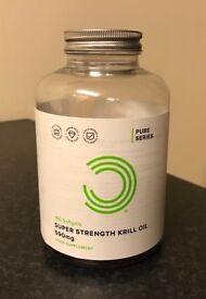 Super Strength KRILL Oil 590mg - 180 soft-gels - RRP £54.99