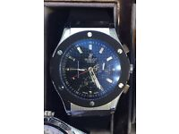 Mens HUBLOT watches brand new and automatic good quality