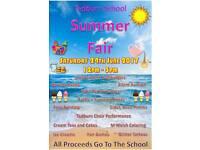 Tedburn St Mary Primary School Summer Fair