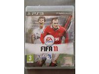 FIFA 11 (Sony PlayStation 3 ) football game