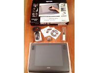 "Wacom Intuos3 9""x12"" PTZ-930 Graphics Tablet. Never Used. Still In Box. Pristine Condition."