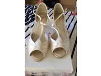 Rainbow Club Bridal shoes Katy