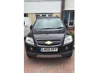 Chevrolet Captiva LTX - Very good condition, low mileage, 7 Seater with fold down seats