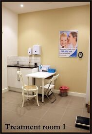 Beauty/Therapy/Treatment Rooms - Suit beautician, nail technician, semi permanent make-up artist