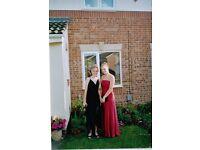 LONG RED DRESS S.12 (3 pics) post inc