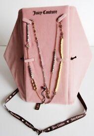 Juicy Couture Authentic Necklace (Unworn New)