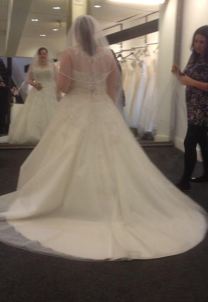 Wedding Dress For