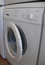 Bosch 6kg load 1000 spin washing machine A energy rated