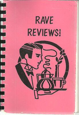RICHARDSON TX *RAVE REVIEWS *RICH-TONE CHORUS *TEXAS COMMUNITY COOK BOOK RECIPES