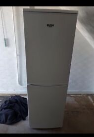 BUSH frost free fridge/freezer