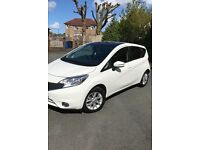 Nissan Note (63) One Owner, Full Service History, Keyless Entry, SAT NAV