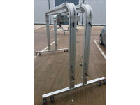 Liko FreeSpan™ UltraTwin Lift System bariatric movable gantry hoist for mobility upto 400kg