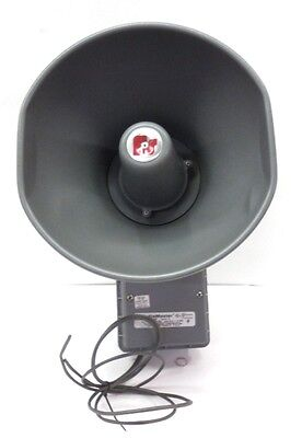 Federal Signal Speaker Signal Device Fire Alarm Siren Am302 25 Or 70 Vrms