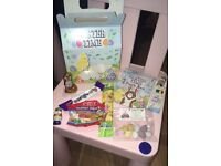 Easter activity kit filled with goodies and Chocolate