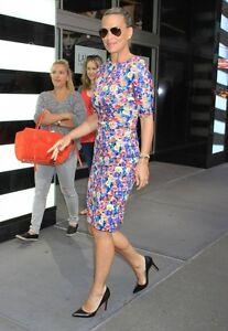 Zara Celebrity Floral Dress 57