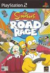 THE SIMPSONS ROAD RAGE voor Playstation 2 PS2