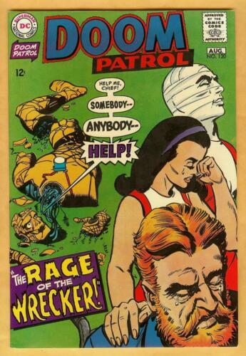 Doom Patrol #120 VF/NM Wrecker