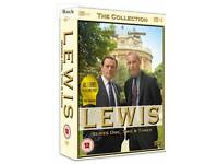 LEWIS THE COLLECTION DVD Series One, Two & Three, plus Lewis pilot
