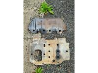 Ford Ranger sump guard 2005