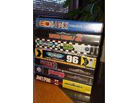 Sega Mega Drive bundle 7 games, all boxed, some with manuals
