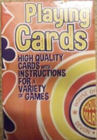 Playing Cards **new unused and sealed**