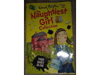Enid Blyton's *The Naughtiest Girl Collection* three book compendium 3 in 1