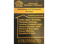 Maintenance & Handyman services Bournemouth