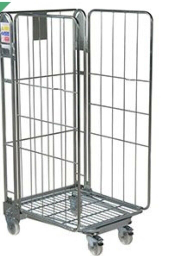 WANTED roll cage/container/warehouse trolley | in Withernsea, East  Yorkshire | Gumtree