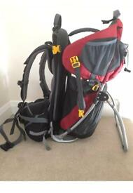 Deuter Child Carrier Backpack Kid Comfort II