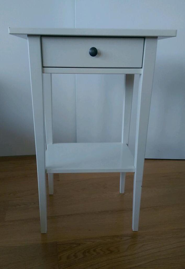 Ikea Hochstuhl Gulliver Kaufen ~ White Bedside Table Ikea Ikea Hemnes White Bedside