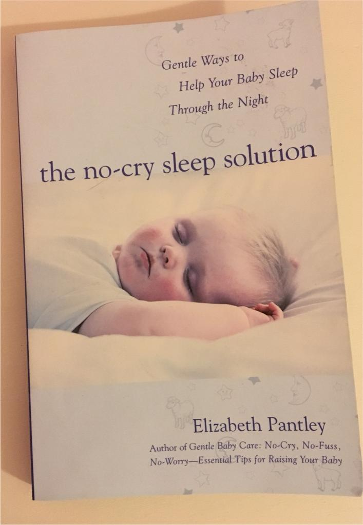 The No-Cry Sleep Solution - book