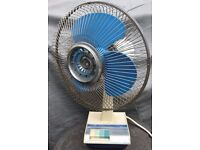 Oscillating desk fans for sale