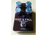 VFE Rise and Fall tremolo pedal (fulltone, wampler, mxr, mad professor)