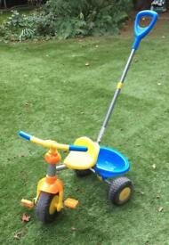 Toddler trike - almost perfect condition so ideal for Christmas 🎁