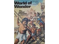 Vintage 1970's 'World of Wonder' magazine edition number 228.