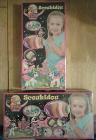 Filly witchy scoubidou girls toy bracelet set new and sealed Xmas pressie