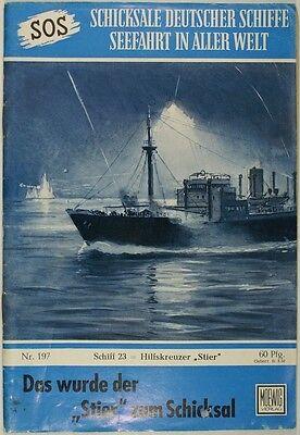 SOS Schicksale deutscher Schiffe Band 197 in Z2+