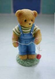 Cherished Teddies - Calvin: Life Is Filled With Ups & Downs