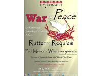 Ely Consort 'War & Peace'