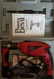 Power Devil Electric Drill