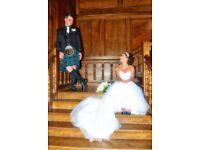 Wedding Photography/Videographer All Day Service £ 495 From bridal prep until late .