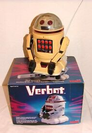 VERBOT ROBOT (BOXED) 1984