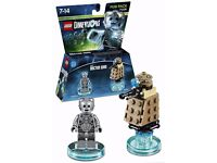Doctor Who Lego Dimensions Fun Pack