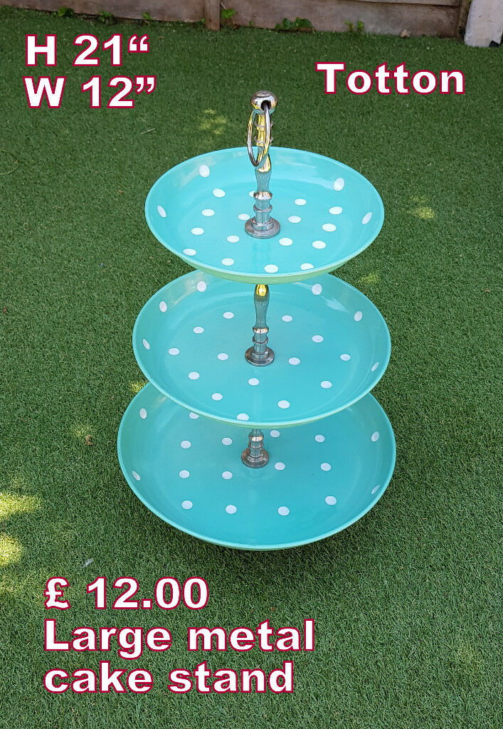 Large Metal Cupcake Stand In Totton Hampshire Gumtree