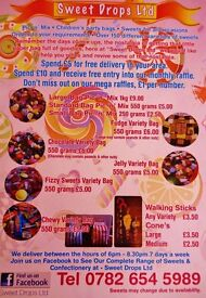 """Sweets - Home Delivery """"Pic N Mix"""" Quality Sweets delivered direct to your door In North Bristol"""