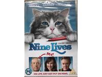 Brand New Nine Lives DVD