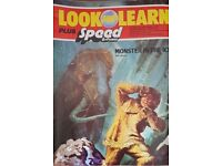 Vintage 1970's 'Look and Learn' magazine Edition Number 829