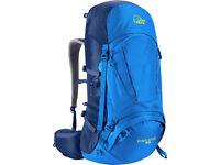 BRAND NEW Lowe Alpine Cholatse 55 Litre Rucksack Backpack Hiking