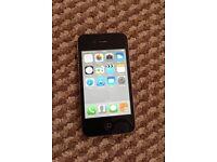 iPhone 4S, 16GB, Black, unlocked